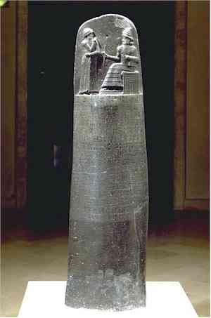 on El C  Digo De Hammurabi   Proyecto Cl  O