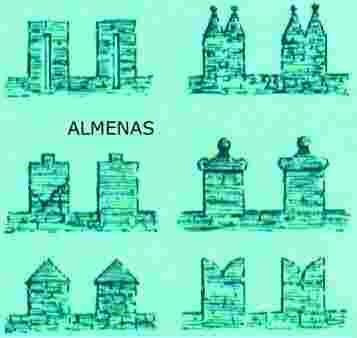 Almenas