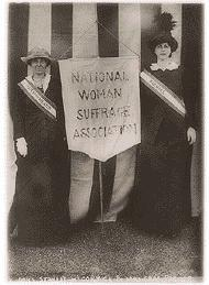 Essay - Women's Suffrage - Teaching Women's Rights From Past to ...